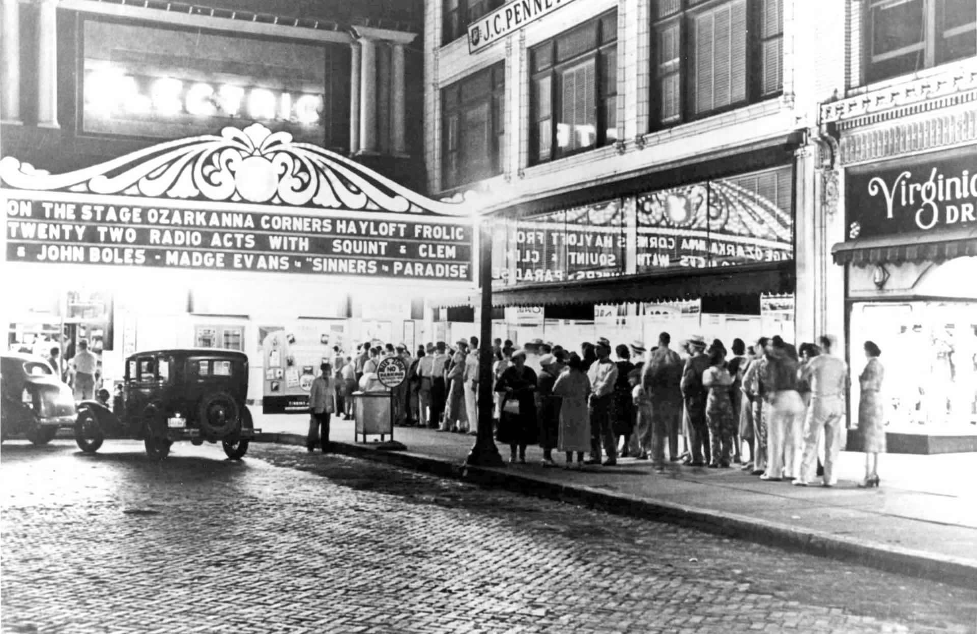 1930 Electric Theatre