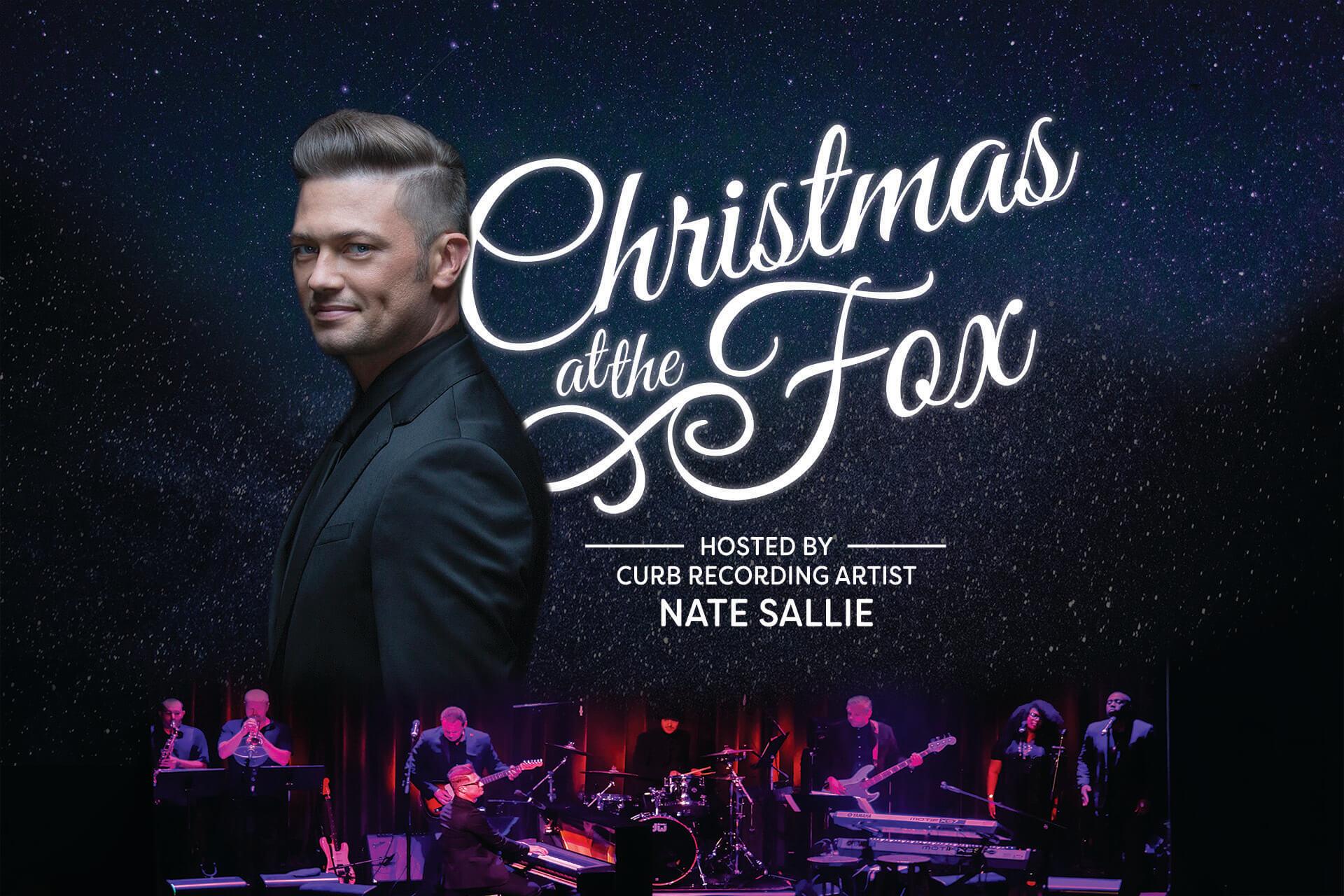 Christmas at the Fox